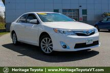 2012 Toyota Camry XLE South Burlington VT