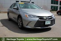 2016 Toyota Camry  South Burlington VT