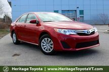 2014 Toyota Camry LE South Burlington VT