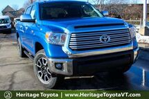 2017 Toyota Tundra Limited South Burlington VT