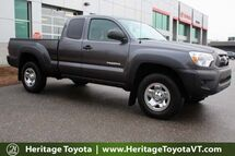 2015 Toyota Tacoma  South Burlington VT