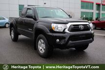 2015 Toyota Tacoma TRD Off-Road South Burlington VT