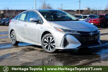 2017 Toyota Prius Prime Plus South Burlington VT