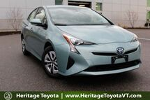 2017 Toyota Prius Three South Burlington VT