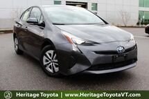 2017 Toyota Prius Four South Burlington VT