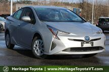 2017 Toyota Prius Two South Burlington VT