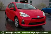 2014 Toyota Prius c Two South Burlington VT