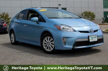 2012 Toyota Prius Plug-In  South Burlington VT