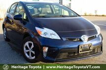 2013 Toyota Prius Two South Burlington VT