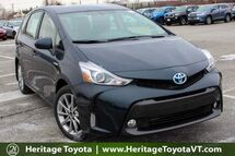 2017 Toyota Prius v Five South Burlington VT