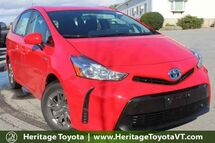 2017 Toyota Prius v Two South Burlington VT