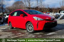 2017 Toyota Prius v Three South Burlington VT