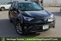 2017 Toyota RAV4 Hybrid Limited South Burlington VT