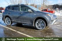 2017 Toyota RAV4 Hybrid XLE South Burlington VT