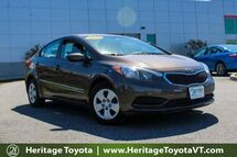 2014 Kia Forte LX South Burlington VT