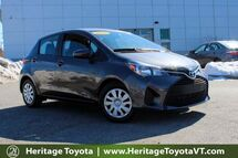 2015 Toyota Yaris L South Burlington VT