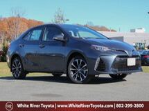 2017 Toyota Corolla XSE White River Junction VT