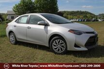 2017 Toyota Corolla LE White River Junction VT