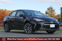 2017 Toyota Corolla SE White River Junction VT