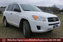 2010 Toyota RAV4 Base White River Junction VT