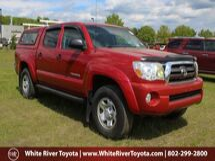 2009 Toyota Tacoma SR5 White River Junction VT