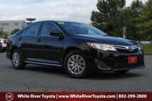 2013 Toyota Camry LE White River Junction VT