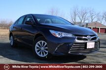 2017 Toyota Camry LE White River Junction VT