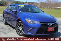 2015 Toyota Camry XSE White River Junction VT