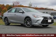 2017 Toyota Camry XSE White River Junction VT