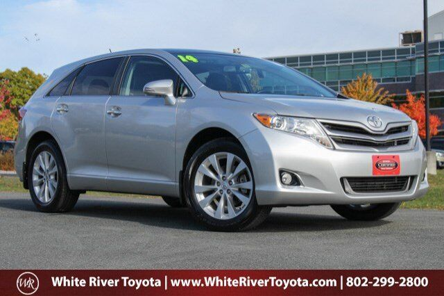 2014 toyota venza xle white river junction vt 15441643. Black Bedroom Furniture Sets. Home Design Ideas