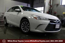 2015 Toyota Camry LE White River Junction VT