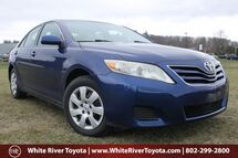 2010 Toyota Camry  White River Junction VT