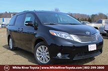 2017 Toyota Sienna Limited White River Junction VT