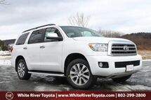 2017 Toyota Sequoia Limited White River Junction VT