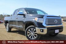2017 Toyota Tundra Limited White River Junction VT
