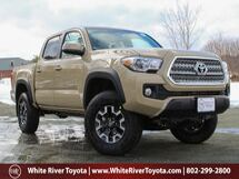 2017 Toyota Tacoma TRD Off Road White River Junction VT