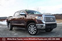 2014 Toyota Tundra Limited White River Junction VT
