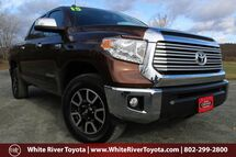 2015 Toyota Tundra Limited White River Junction VT