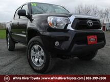 2015 Toyota Tacoma TRD Off-Road White River Junction VT