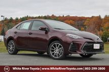 2017 Toyota Corolla 50th Anniversary Special Edition White River Junction VT