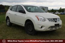 2013 Nissan Rogue S White River Junction VT