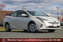 2017 Toyota Prius Two White River Junction VT