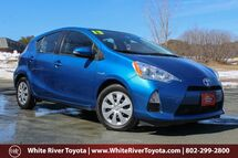 2013 Toyota Prius c Two White River Junction VT