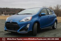 2017 Toyota Prius c Three White River Junction VT