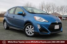 2017 Toyota Prius c Two White River Junction VT