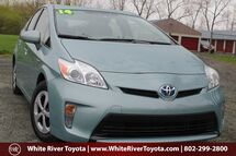 2014 Toyota Prius Three White River Junction VT