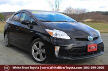 2013 Toyota Prius Persona White River Junction VT