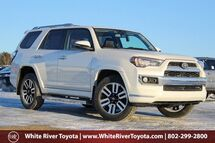2016 Toyota 4Runner Limited White River Junction VT