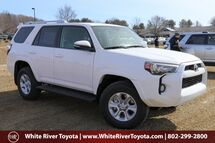 2017 Toyota 4Runner SR5 Premium White River Junction VT