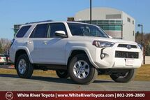2016 Toyota 4Runner SR5 White River Junction VT